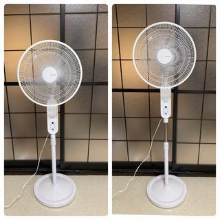 ニトリ(ニトリ)のニトリ 40cm DC扇風機リモコン付き(扇風機)