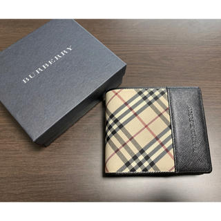 バーバリー(BURBERRY)のバーバリー 折り財布(折り財布)