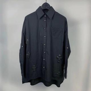 クロムハーツ(Chrome Hearts)のCHROME HEARTS 長袖Tシャツ(Tシャツ/カットソー(七分/長袖))