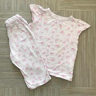 GU - ジーユー  半袖 パジャマ 120cm