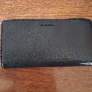 ディーゼル(DIESEL)のDIESEL メンズ  レザー 長財布 X06644P3043(長財布)
