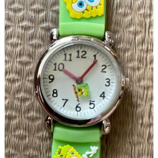 Disney - スポンジボブ 腕時計/ディズニー