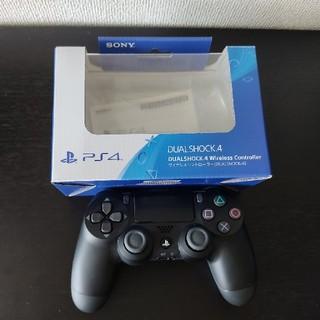 ソニー(SONY)の美品 PS4 コントローラー dualshock4(その他)