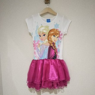 Disney - ディズニー ワンピース ドレス アナと雪の女王
