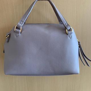 LEPSIM - レプシム 薄紫 未使用品  ハンドバッグ(ショルダーバッグ)