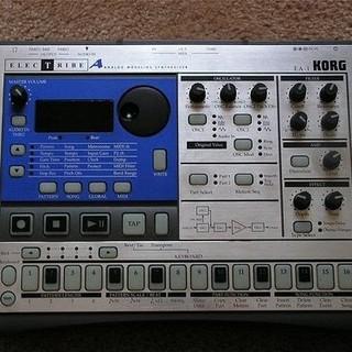 値下げ KORG  EA-1  アナログモデリングシンセサイザー(DJコントローラー)