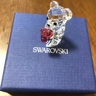 スワロフスキー(SWAROVSKI)のスワロフスキー 置物(置物)