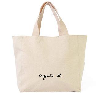 agnes b. - Agnes b. VOYAGE トートバッグ レディース Lサイズ 大容量