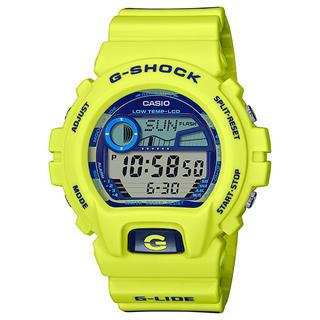 ジーショック(G-SHOCK)のG-SHOCK G-LIDE CASIO GLX-6900SS-9 イエロー(腕時計(デジタル))
