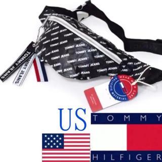 TOMMY HILFIGER - レア 新品 TOMMY HILFIGER USA ウエストバッグ ボディバッグ