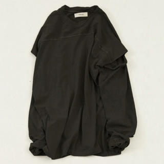TODAYFUL - TODAYFUL♦︎スリーブスリットT新品