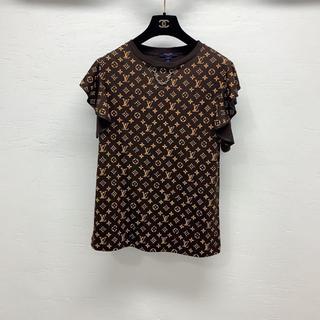 ルイヴィトン(LOUIS VUITTON)のLouis Vuitton トップス/フラウンススリーブ(Tシャツ(半袖/袖なし))