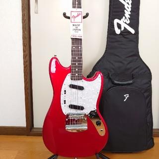 フェンダー(Fender)のFender japan MG69 MH CAR Mustangムスタング(エレキギター)