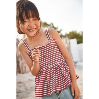 ネクスト(NEXT)の新品❣️ネクスト ストラップ シャーリング タンクトップ(Tシャツ/カットソー)