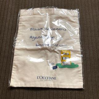 ロクシタン(L'OCCITANE)のロクシタン 布エコバッグ (エコバッグ)
