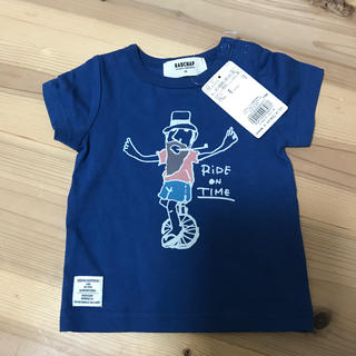 お値下げ!新品・タグ付き☆ブランシェス 80㎝ Tシャツ