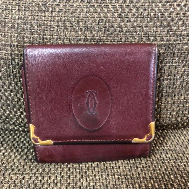 Cartier(カルティエ)のCartier コインケース メンズのファッション小物(コインケース/小銭入れ)の商品写真