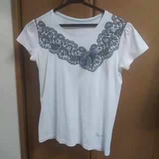 トッカ(TOCCA)のTOCCA★Tシャツ★160cm(Tシャツ/カットソー)