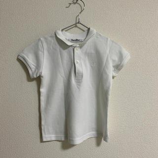 familiar - Familiar 半袖ポロシャツ 90