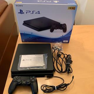 PlayStation4 - SONY PlayStation4 本体 CUH-2100BB01