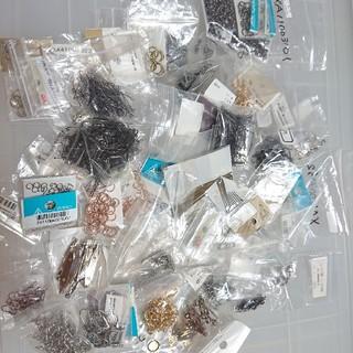 キワセイサクジョ(貴和製作所)の手芸 アクセサリー 基礎金具 色々セット(各種パーツ)