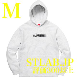 Supreme - グレー M 20SS Supreme Motion Logo パーカー