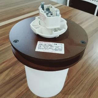 エヌイーシー(NEC)のNEC  小型シーリング ブラケットライト アーバンオーク(天井照明)