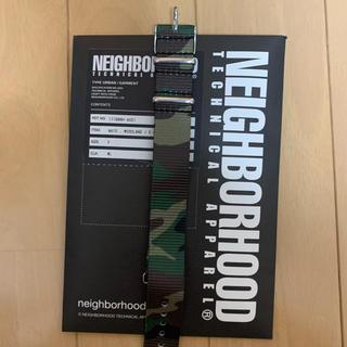 NEIGHBORHOOD - NEIGHBORHOOD NATO . WOODLAND / E-BELT