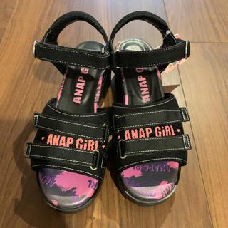 アナップキッズ(ANAP Kids)のアナップガール 22(サンダル)