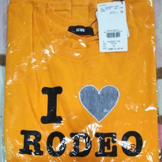RODEO CROWNS WIDE BOWL - 未開封品☆RCWB Tシャツ