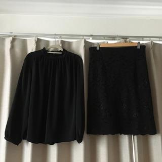 SCOT CLUB - 今期 2点セット シンプルなブラウス&スカート