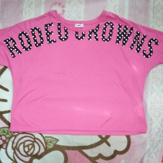 RODEO CROWNS WIDE BOWL - 未使用品☆RCWB Tシャツ
