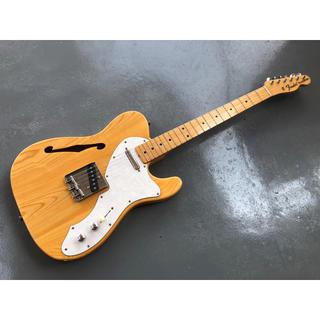 フェンダー(Fender)のフェンダージャパン・テレキャスター シンライン(エレキギター)
