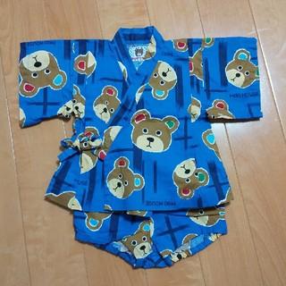 ミキハウス(mikihouse)の80cm ミキハウス 甚平(甚平/浴衣)