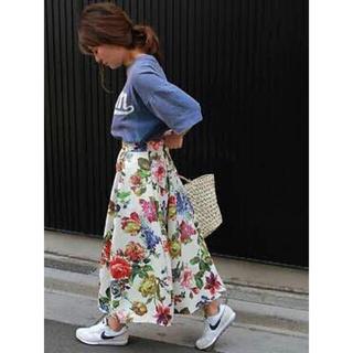 リミットレスラグジュアリー(LIMITLESS LUXURY)の新品タグ付き limitless luxuryのロングスカート(ロングスカート)
