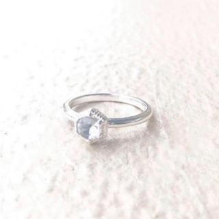 4℃ - pre-marry ring* 結婚準備リング(ダイヤストーンタイプ)