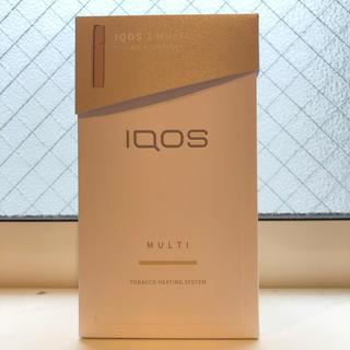 IQOS - iQOS3 MULTI ゴールド