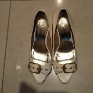 エスペランサ(ESPERANZA)のエスペランサ オープントゥ (検 サンダル 靴 パンプス DIANA ミュール(サンダル)