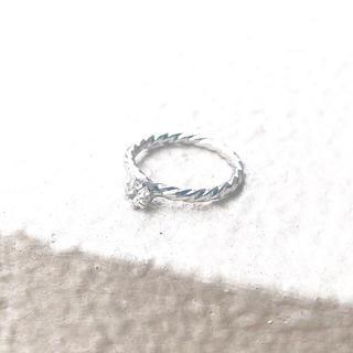 Ameri VINTAGE - pre-marry ring* 結婚準備リング