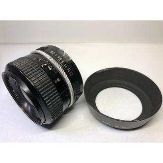 ニコン(Nikon)のニコン NIKON NEW NIKKOR 35mm f2.8(レンズ(単焦点))