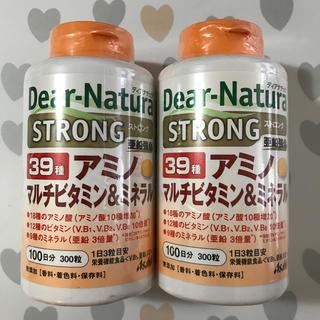 アサヒ(アサヒ)のDear-Natura アミノ マルチビタミン&ミネラル 2個セット(ビタミン)
