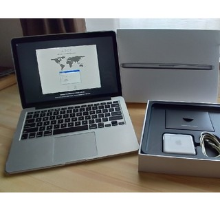 Mac (Apple) - macbook pro 2015 13インチ フルスペック MOFTセット