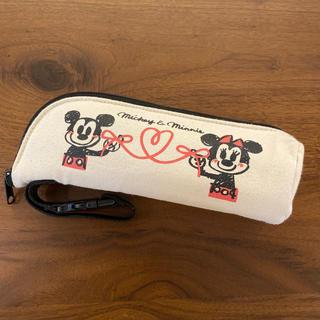 ディズニー(Disney)の哺乳瓶ケース ミッキー ミニー(哺乳ビン)