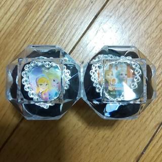 アナトユキノジョオウ(アナと雪の女王)のアナ雪 指輪 2つセット(キャラクターグッズ)