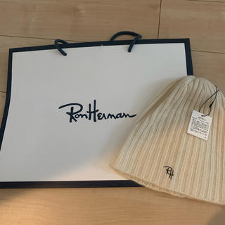 ロンハーマン(Ron Herman)のニット帽(ニット帽/ビーニー)