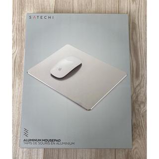 アップル(Apple)のSATECHI アルミニウムマウスパッド(PC周辺機器)