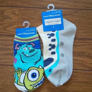 Disney - ディズニーリゾート 幼児用靴下セット