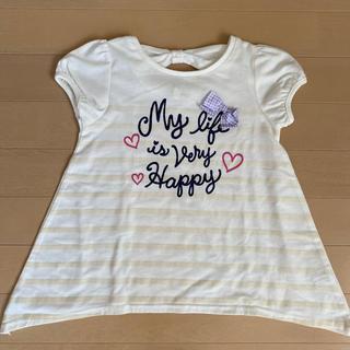 エニィファム(anyFAM)の女児 anyFAM Tシャツ 120センチ(Tシャツ/カットソー)