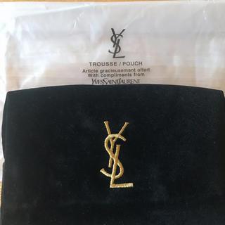 イヴサンローランボーテ(Yves Saint Laurent Beaute)のYSL化粧ポーチ(ポーチ)