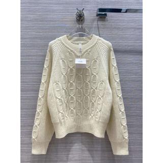 Hermes - 【HERMES】Long-sleeve sweater セーター エレガント シ